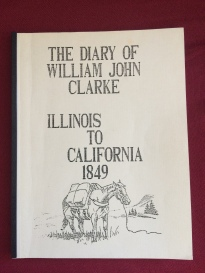 Reprinted version of the 1849 diary