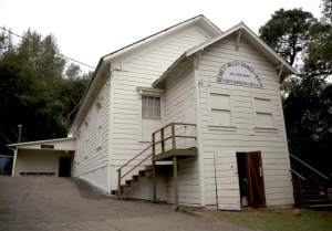 Bennett Valley Grange Hall, Santa Rosa, CA