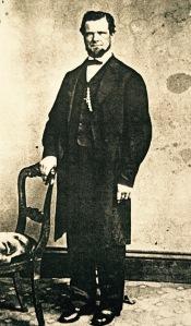 Noble Clarke, brother of William John Clark