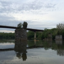 The Potomac River near Shepherdstown