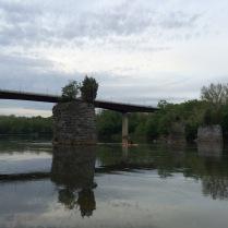 The Potomac River near Shepherdstown
